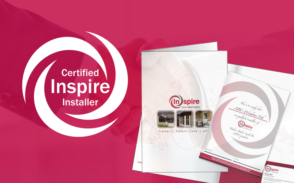 Examples of our marketing support materials