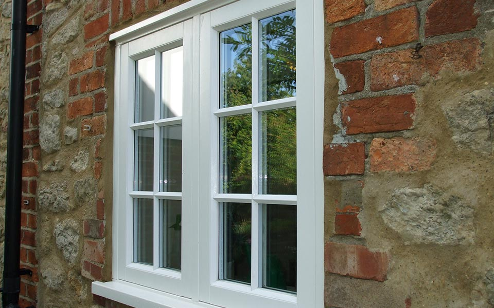 Accoya timber windows manufactured and supplied