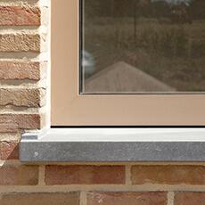customisable Aluminium windows in choice of RAL.