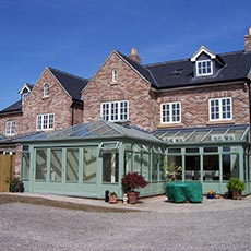 conservatory timber French doors supply