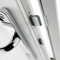 Avantis security lock on Solidor composite door