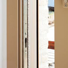 Powder Coated Aluminium Doors
