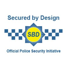 Secured by Design - a standard which our uPVC doors meet