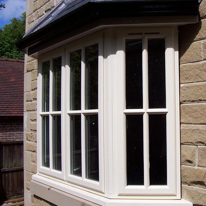 Timber Stormproof windows
