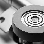 Centor top rolling bifold door hardware