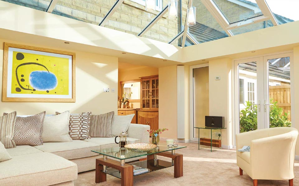 should i get a upvc or timber orangery