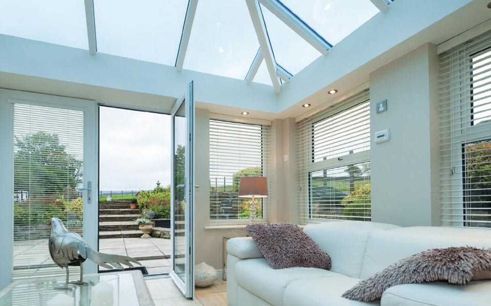 comparing upvc and wooden orangery styles