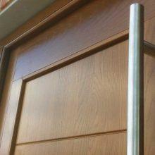 wooden front door styles