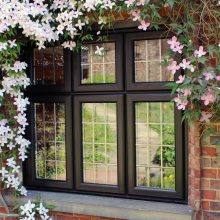 comparing upvc and timber windows